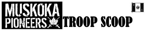 Troop Scoop